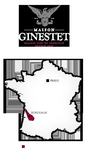 Vignoble Bordelais - Maison Ginestet