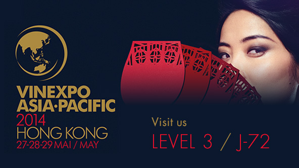 VINEXPO ASIA-PACIFIC 2014 - Bigger and more international