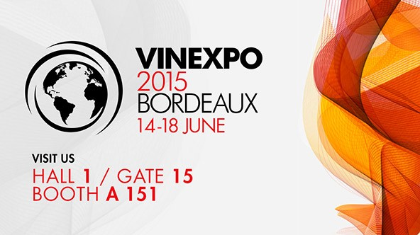 Vinexpo 2015 : Taste the unexpected