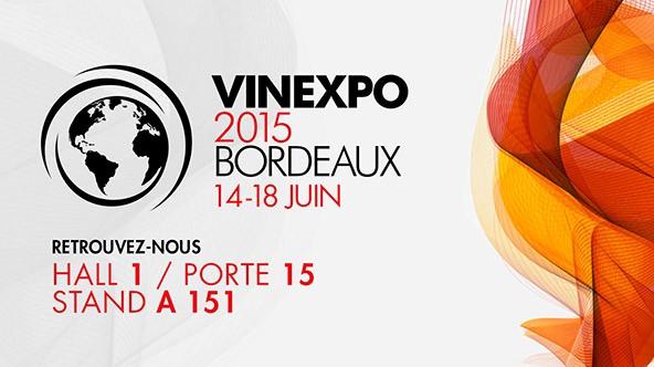 Vinexpo 2015 : Goûtez l'inattendu