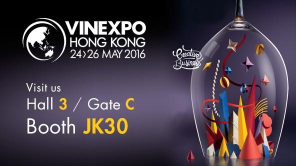 Vinexpo Hong Kong 2016