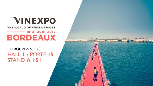 Vinexpo Bordeaux 2017